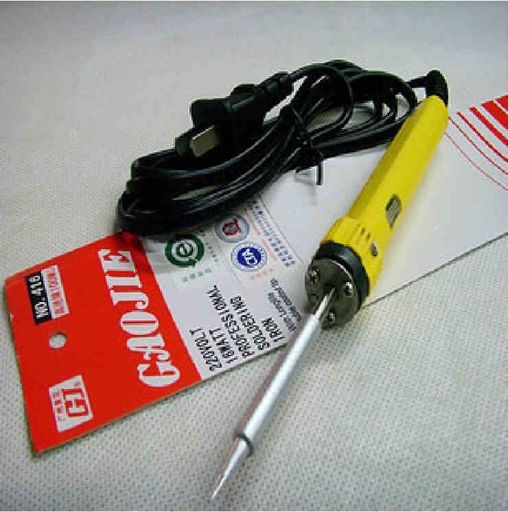 Lead Free Soldering Iron - Input Voltage by 220VAC